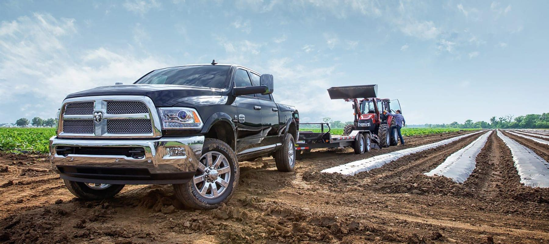 RAM 2500 Laramie Dealership