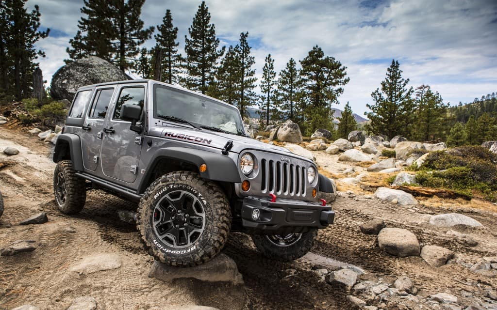 Jeep Rosenberg Dealership
