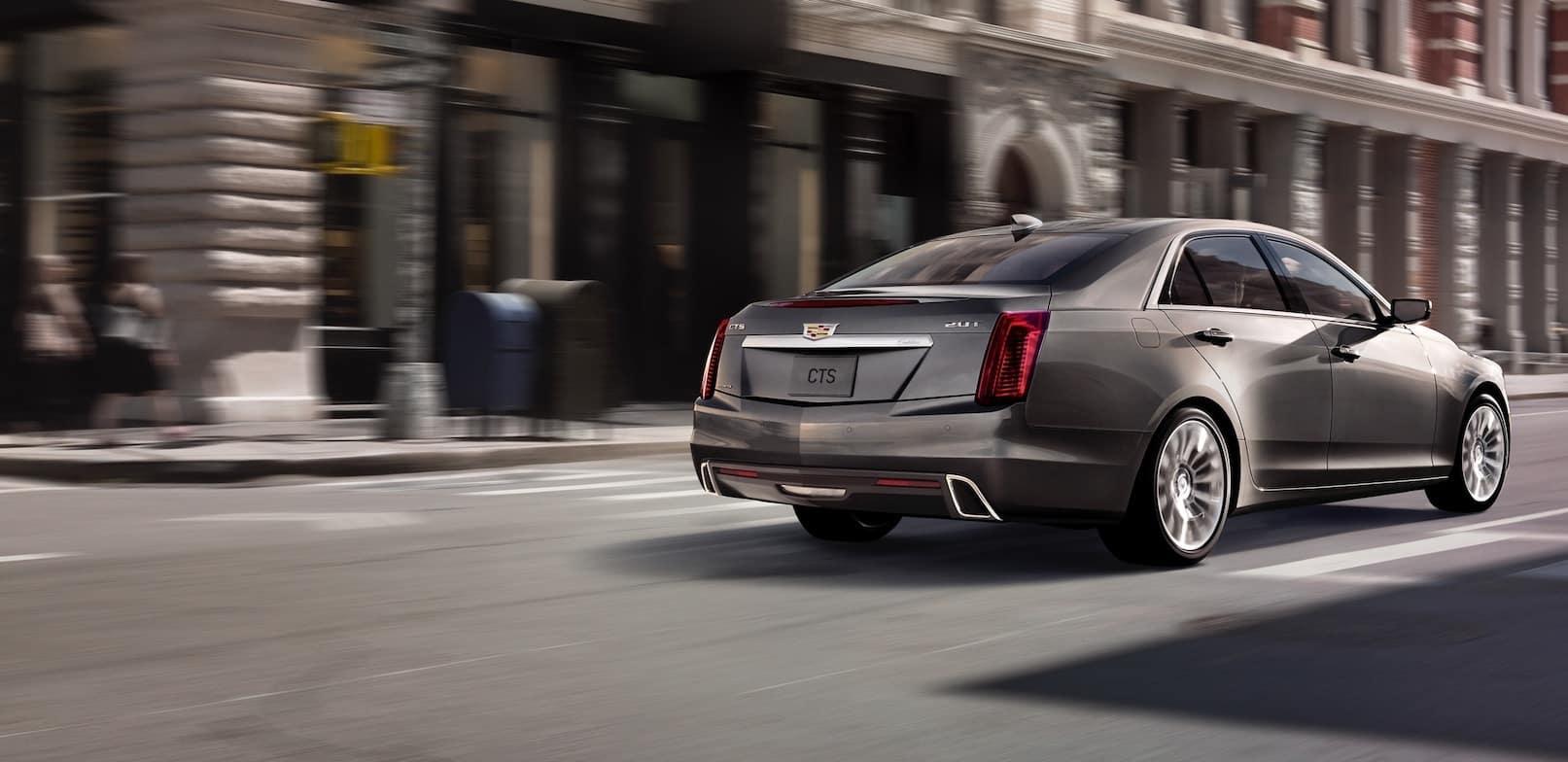 Cadillac CTS Dealership