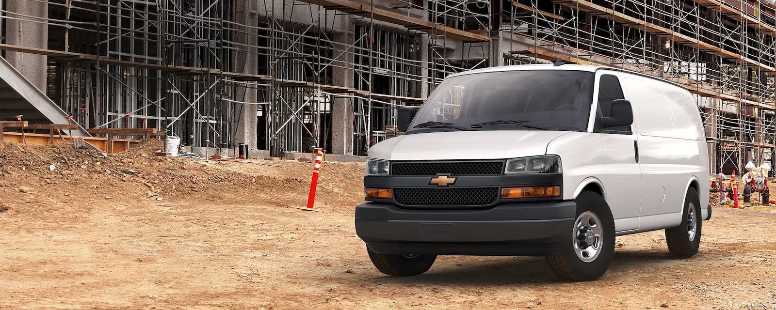 Chevrolet Express Dealership