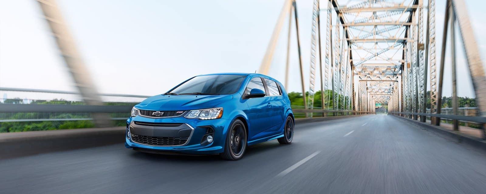 Chevrolet Sonic Dealership