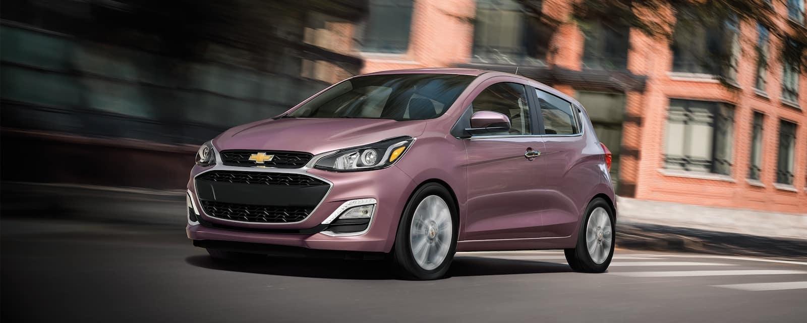 Chevrolet Spark Dealership