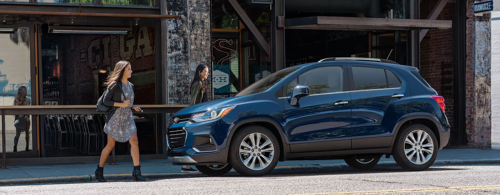 Chevrolet Trax Dealership