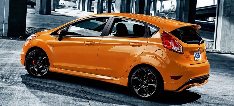 Ford Fiesta Dealership