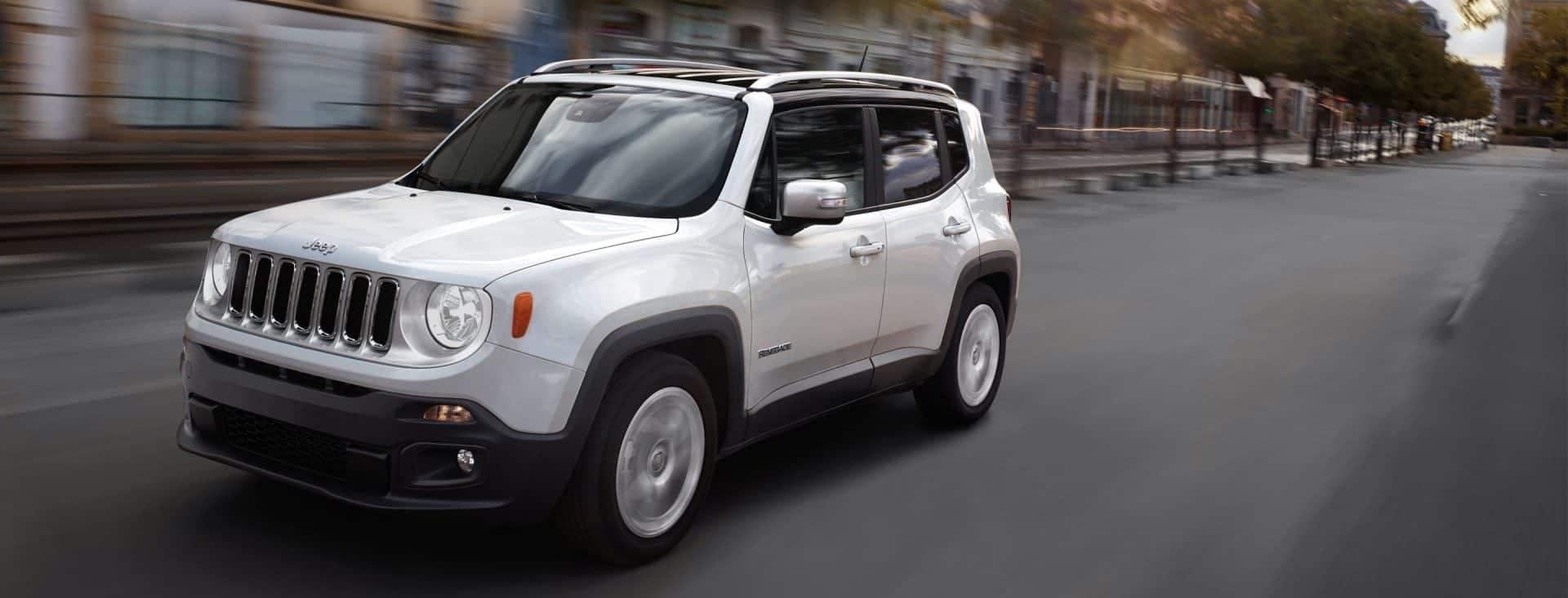 Jeep Renegade Dealership