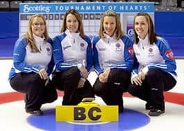 Team Scott Curling Team