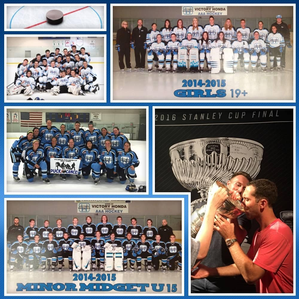 Victory Honda Hockey Teams