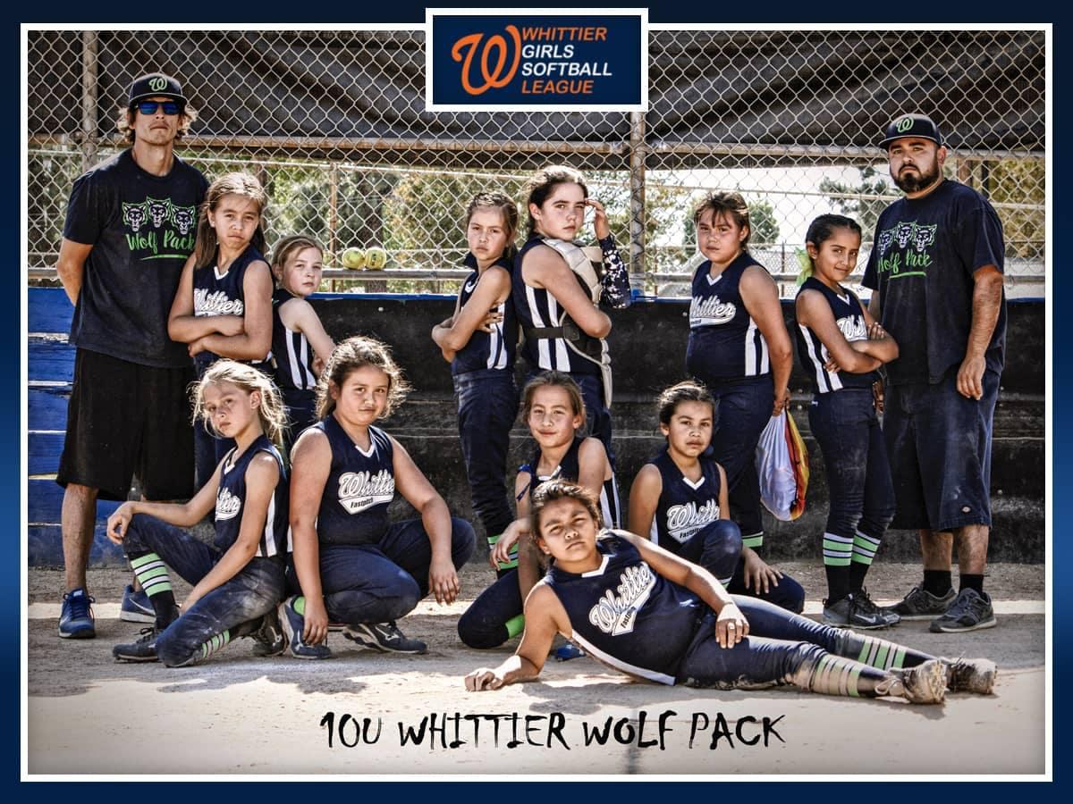 Whittier Girls Softball League