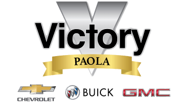 Victory Chevrolet Buick GMC Paola Logo