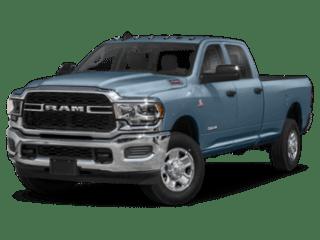 2020 Ram 2500-Tradesman angled