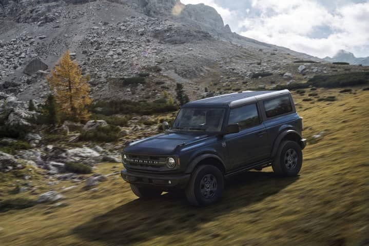 2021 Ford Bronco - Power and Handling