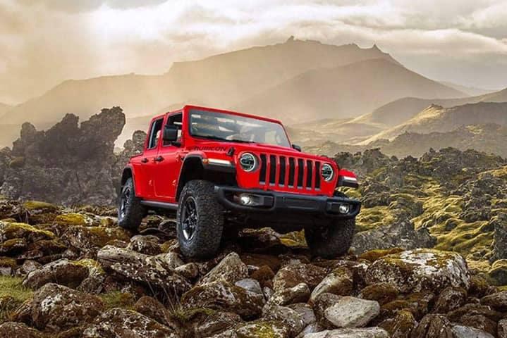2021 Jeep Wrangler - Power and Handling
