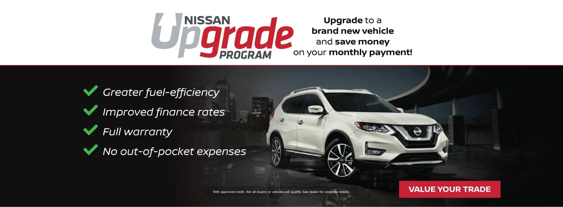 NissanUpgradeProgram