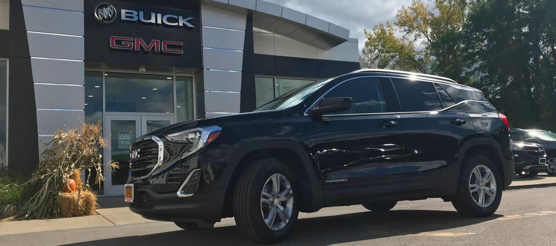 Vision Buick GMC Dealership Exterior