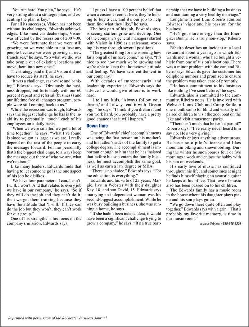 Rochester Business Journal