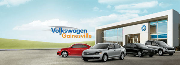 VW Gainesville Learn More Image