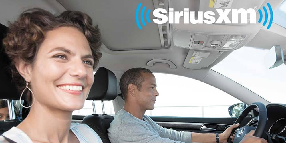 Get an all access trial subscription of Sirius XM when you buy a certified pre-owned volkswagen from Muller Volkswagen near Evanston