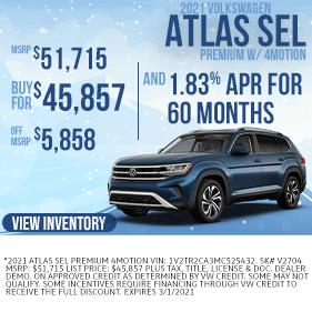 AtlasSELPrem4MO-Purchase-Specials-VWMarion-Feb2021