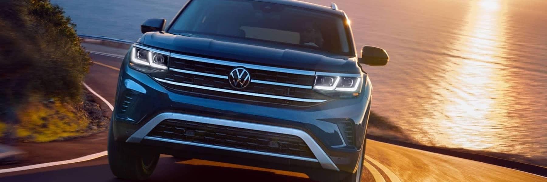 2021 Volkswagen Atlas V6 SEL with 4MOTION