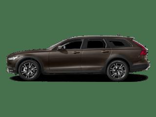 V90 T5 AWD brown
