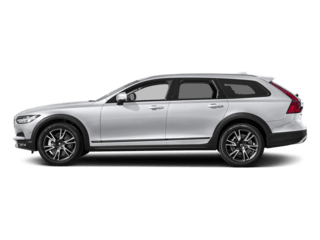 V90 T6 AWD silver