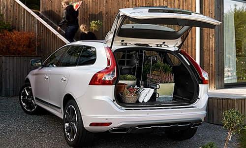 Volvo XC60 White