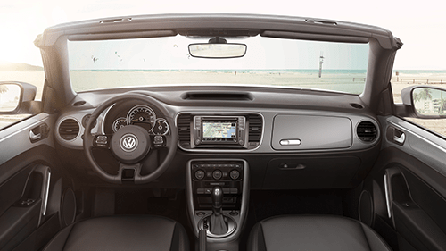 Beetle-Convertible-Interior