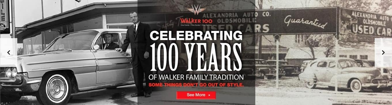 Celebrating 100 years of Walker family tradition
