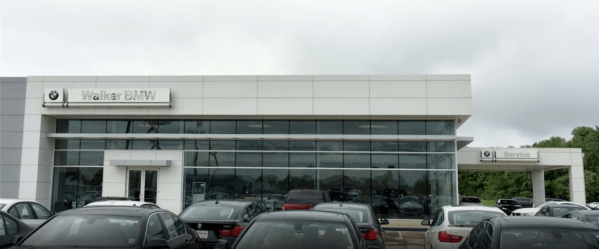 Walker BMW dealer image