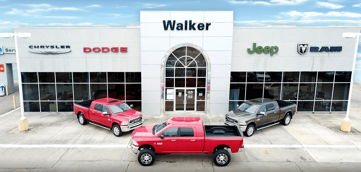 Walker CDJR dealership