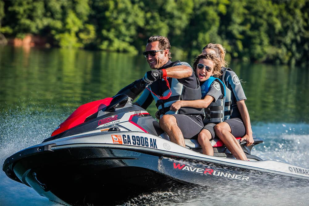 Yamaha Waverunners Details and Specifications | Walkers