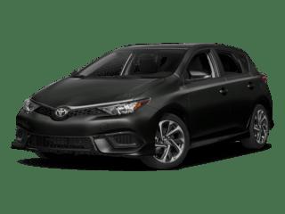 Corolla IM hatchback