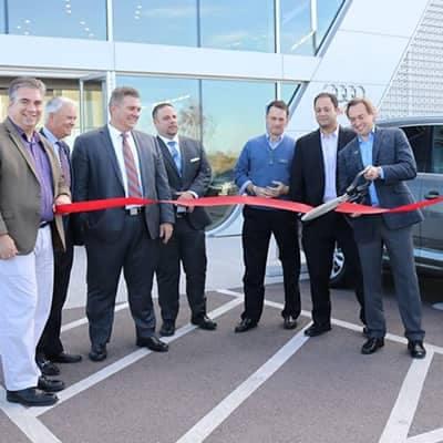 Audi Wichita's Grand Opening
