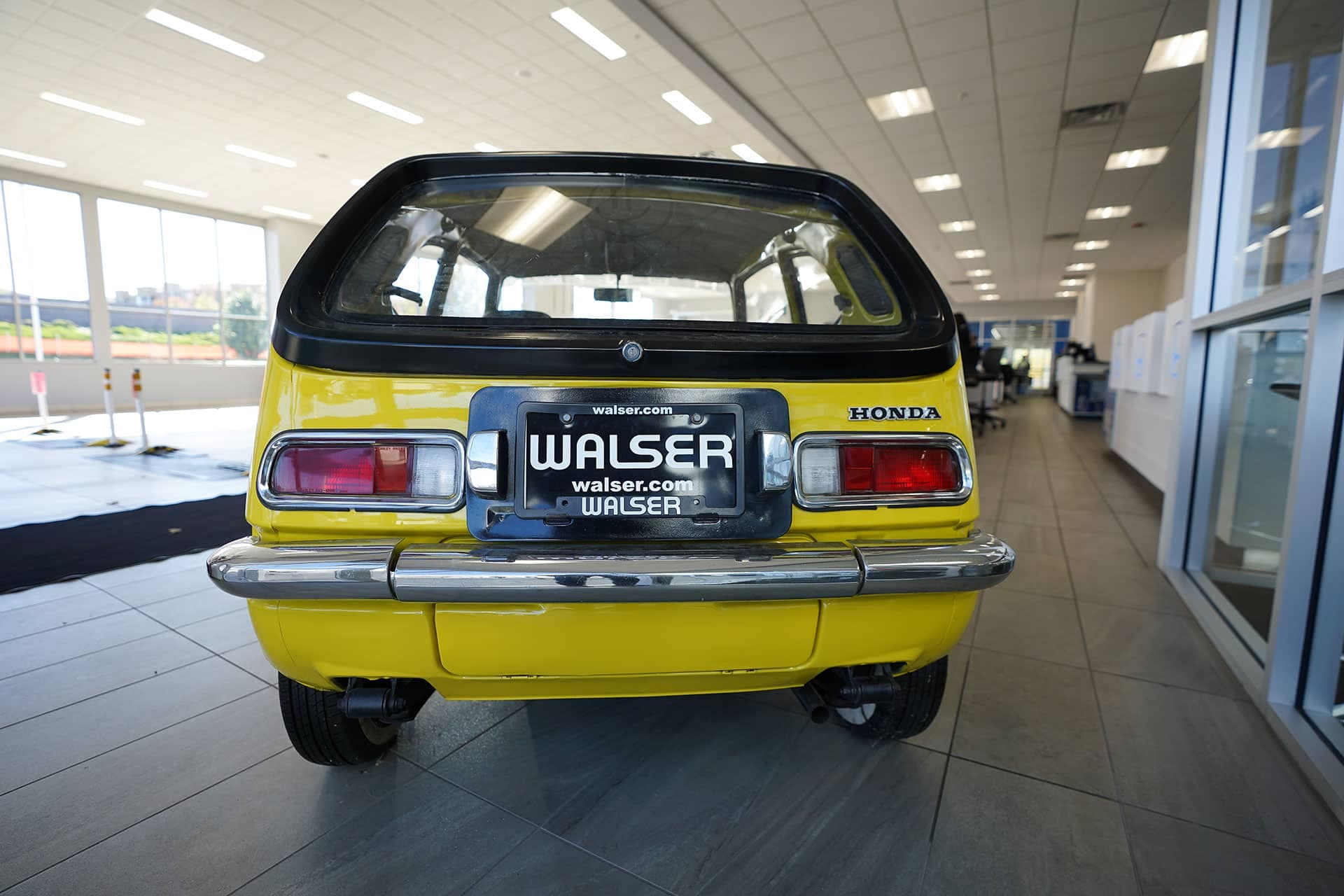 Walser Honda Contact