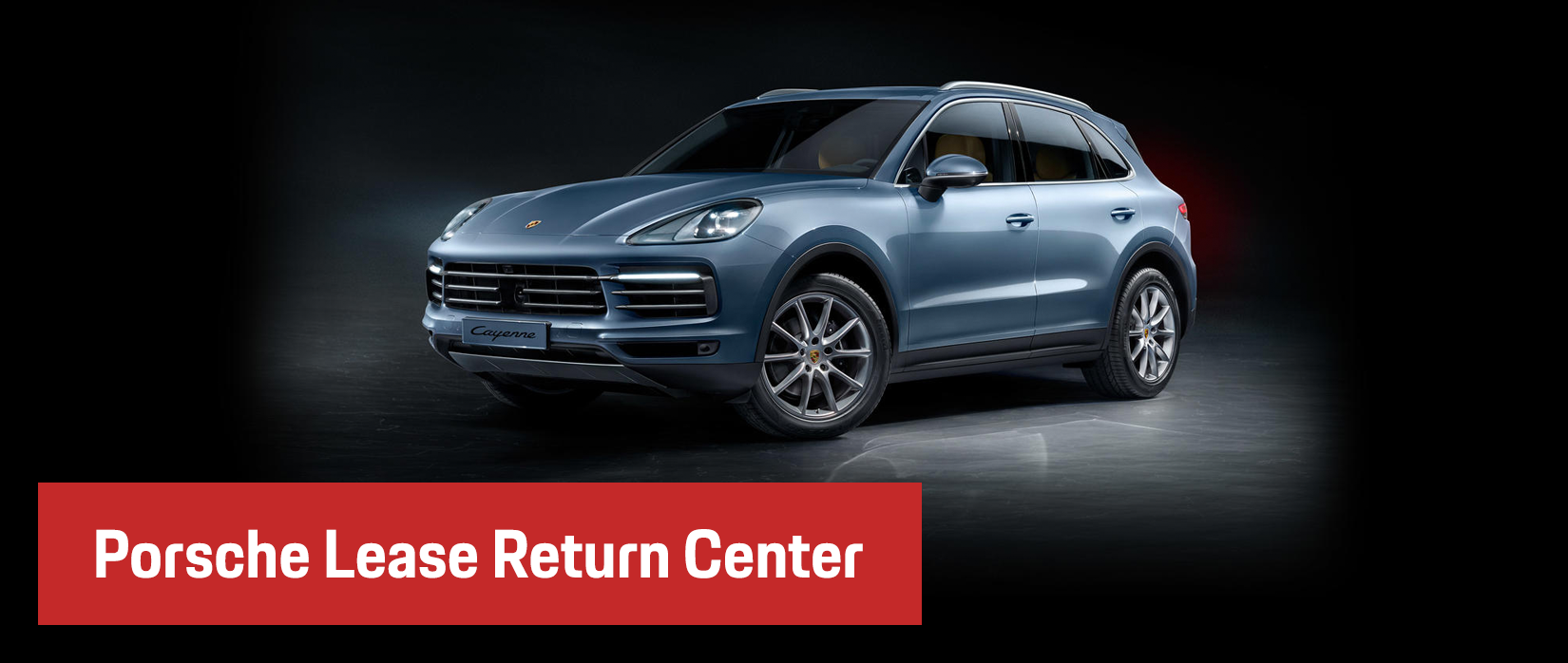 Porsche Lease Return Center