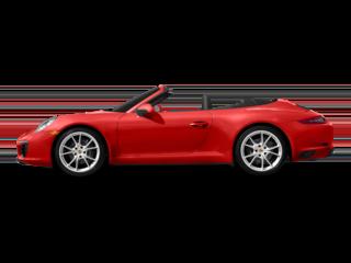 2018 Porsche 911 Carrera Cabriolet