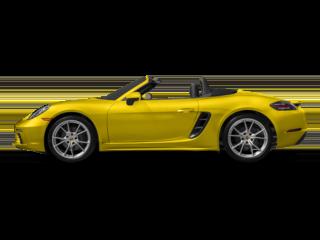 2018 Porsche 718 Boxster Roadster
