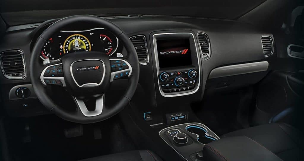 This Vehicle Is A Popular Choice Among Those Who Are Looking For An SUV  With A Third Row Of Seats, And It Has Many Interior Features To Offer.  Dodge Durango