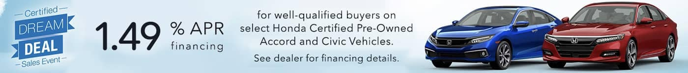 Certified PreOwned Banner