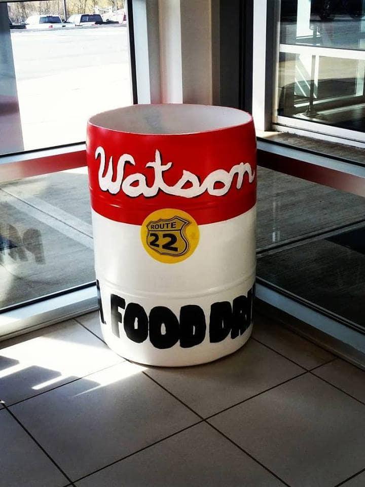 Watson Food Drive
