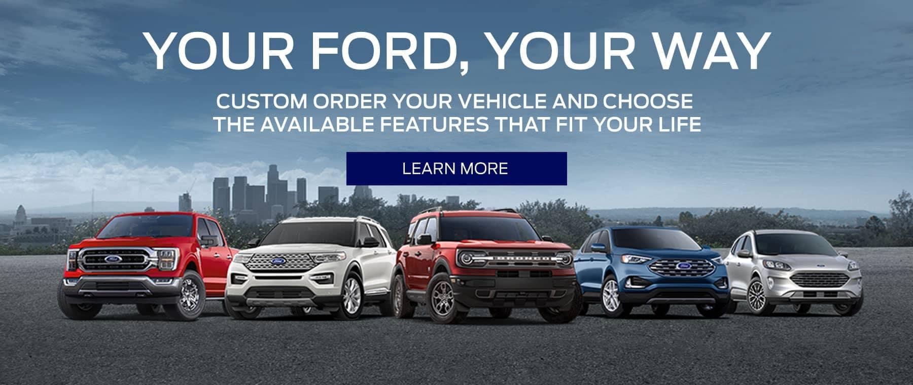 custom ford