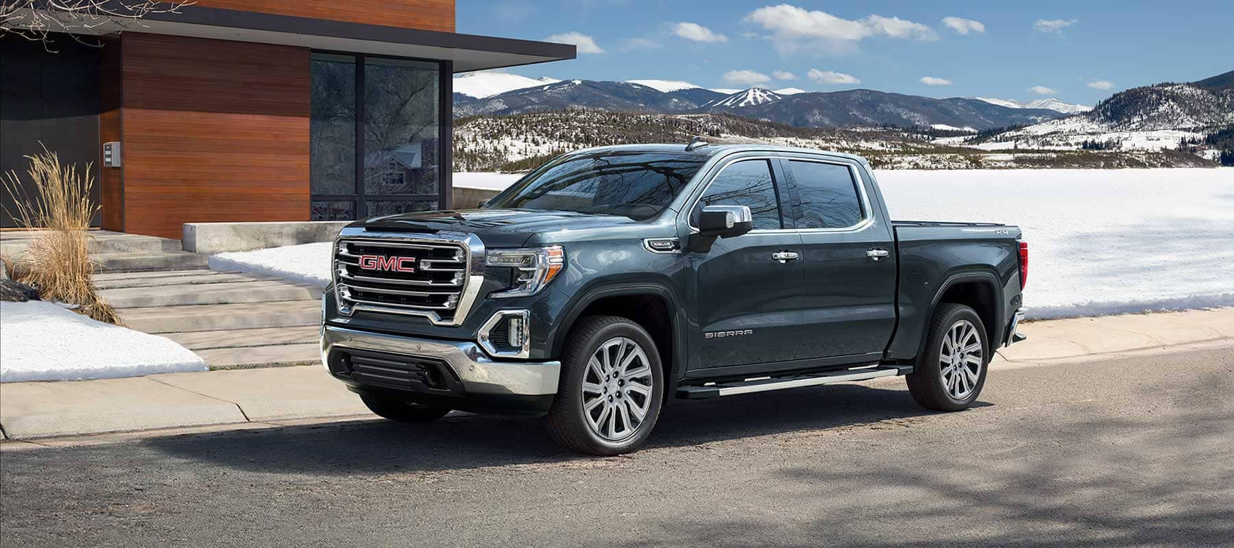 2019-GMC-Sierra-mountains