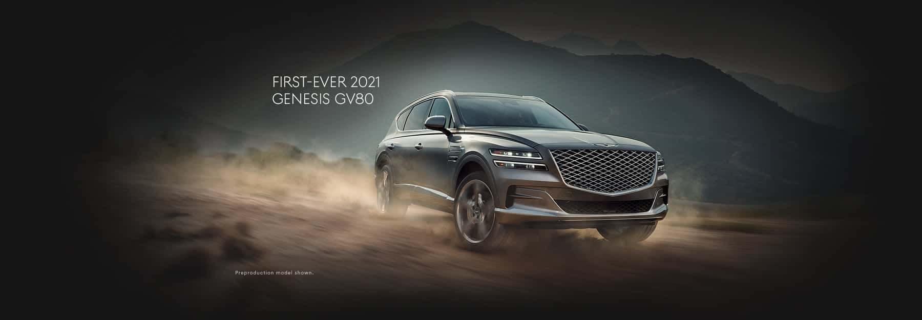 Genesis 2021 GV80