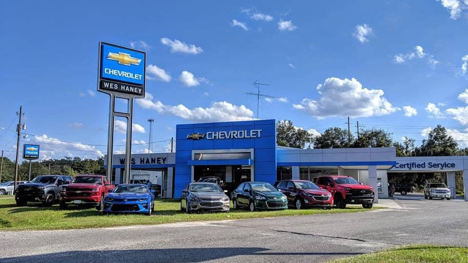 Wes Haney Dealership photo