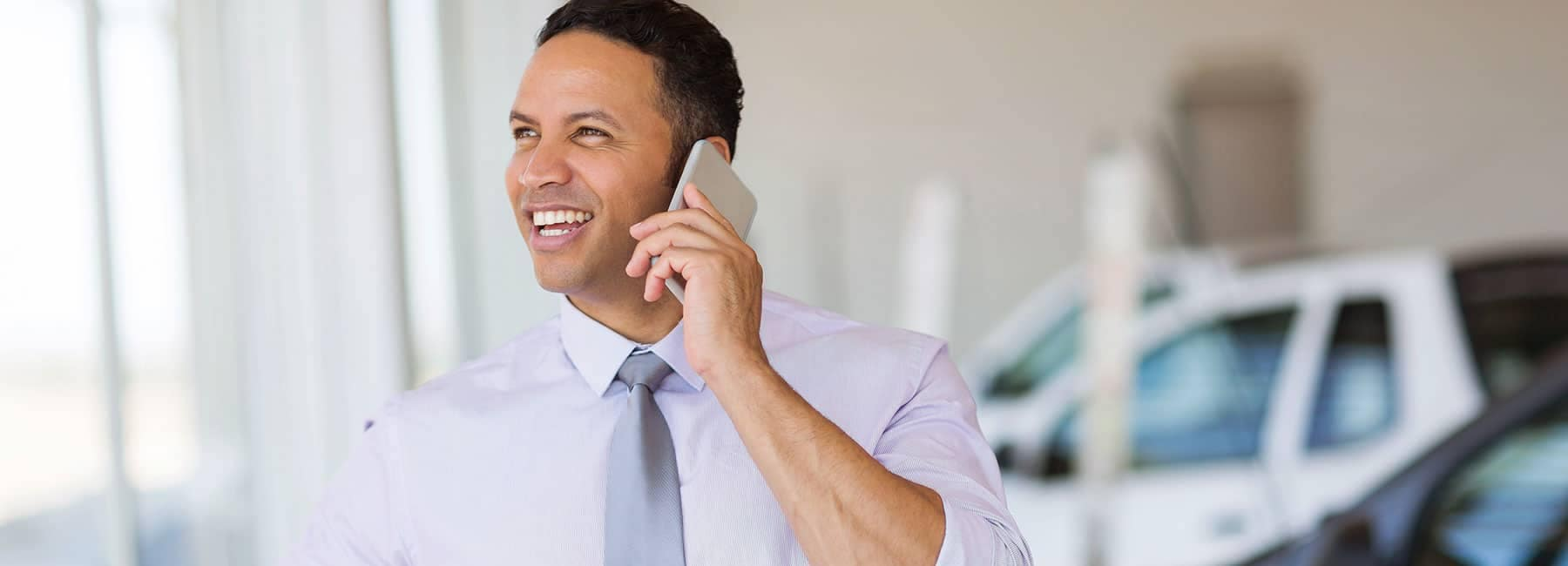 Contact Us - Dealership