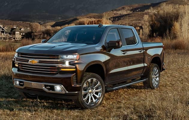 chevrolet truck - current offers