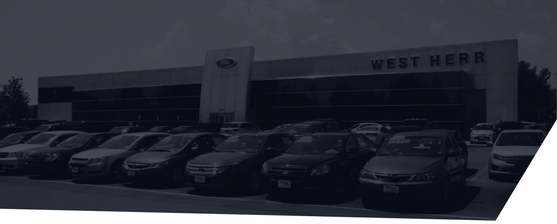west herr ford dealership