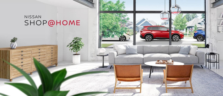 Nissan Shop@Home