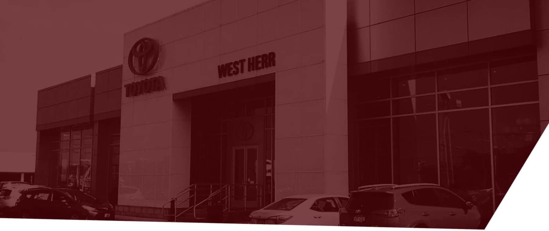 West Herr Toyota of Williamsville Dealership