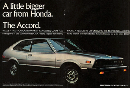 Honda Acquisition